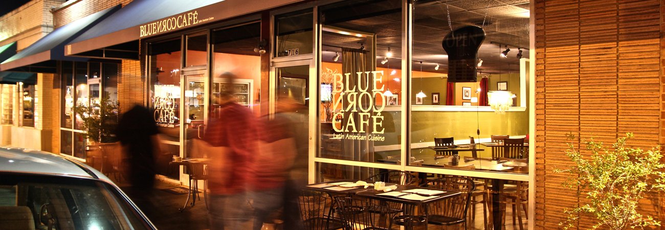 Blue Corn Cafe Hours
